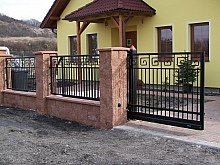 Vjezdové brány 3